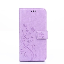 Leather Wallet Phone Case For Alcatel One Touch Pixi 3 4.5 OT 4027 4027N 4027D 4027X Card Holder Wrist Strap TPU Back Cover