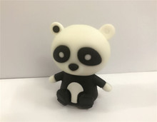 Cartoon panda usb Flash Drive USB stick lovely USB 2.0 Memory Stick/Gift /U Disk/Creativo Pendrive/ 1gb-64gb 2YY3149