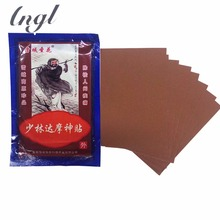 80pcs Shaolin Bodhidharma Chinese Herbal Medicine Pain Relief Plasters Pain Relieving Health Care Back Massager Neck Massager(China)