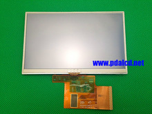 "Original 5"" inch For TomTom XXL 310 Canada Full GPS LCD display screen with touch screen digitizer panel free shipping"