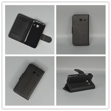 For Samsung Galaxy J1 Mini J105 J105H J105F  J1 Nxt Duos Litchi leather case cover stand function for Card Holder and pouch slot