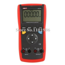 UNI-T UT713 Analysing Instruments Digital Source/Measure Thermocouple Calibrator Meter Process Calibrator Source Tester w/USB