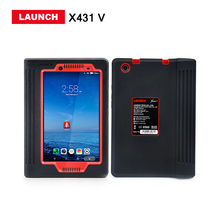 2017 Launch X431 V 8INCH Diagnostic Tool Support WiFi/Bluetooth Update Via Launch Official Website Launch X-431 V Free Ship(China)