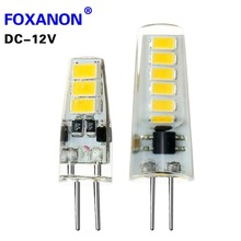 G4 Led Bulb DC 12V 3W 5W Led Bulbs 5733 SMD Dimming 6 12 Leds Light Brighter than 3014 Lamps Replace Halogen 30w 50w Lamp