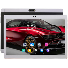 2017 New 10 inch Octa Core tablet 4GB RAM 64GB ROM Dual SIM Cards 8.0M Camera 1920*1200 IPS Tablets 10 10.1 DHL Free Shipping(China)