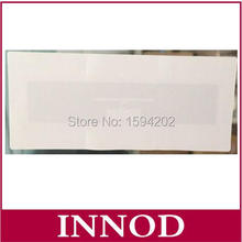 rfid control access car anti-tamper long range vehicle glass sticker label UHF RFID Windshield Tags with windshield card sample