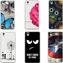 Soft Silicone phone Protective Case for ZTE Blade V7 Max TPU Back cover Minnie UK Lip Dandelion Lover Owl Butterfly