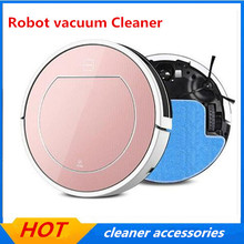 2017 Best 2in1 wet and dry smart cleaner V7S PRO Robot vacuum Cleaner for Home Wet Dry Clean ,Self Charge(China)
