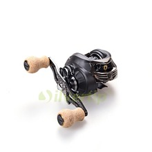 Free Shipping 13+1BB 7.0:1 Bait Casting Fishing Reel Baitcasting Light Weight Carbon Fiber Yoshikawa CHU2000
