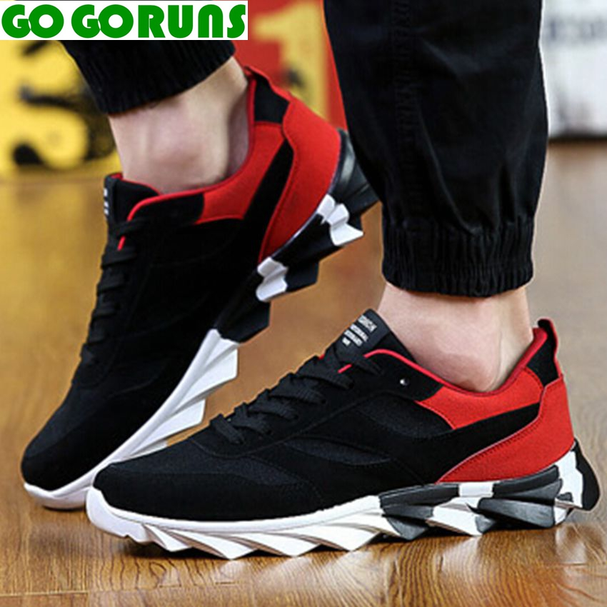 outdoor sport men running shoes brand canvas sports running shoes breathable flat board jogging trainers shoes men sneakers 2s28<br><br>Aliexpress