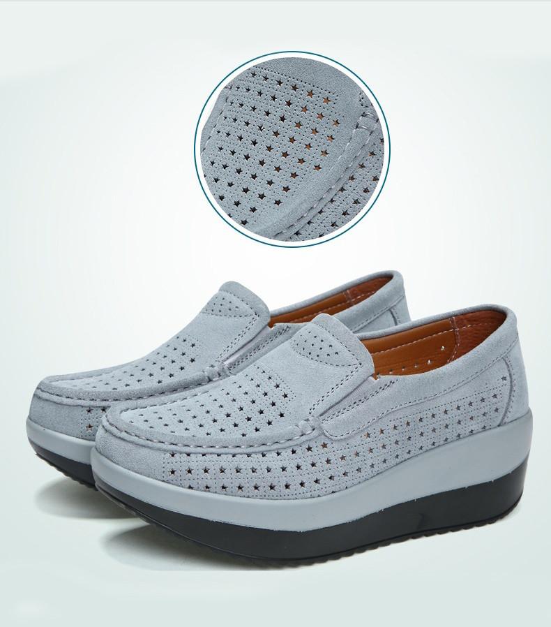 HX 3213-1 (6) 2018 Flatforms Women Shoes Summer