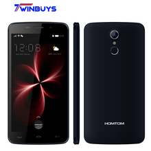 Homtom HT17 Pro Smartphone 4G LTE 5.5 Inch HD 1280x720 IPS Mtk6737 Quad Core Android 6.0 Mobile Cell Phone 2GB RAM 16GB ROM 13MP