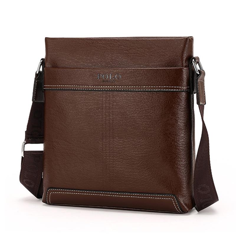 Famous Brands Men Messenger Bags Genuine Leather Shoulder Bags Business Crossbody Bags Designer Bandolera Hombre Sacoche Homme<br><br>Aliexpress