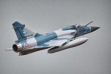 Freewing 2014 new rc plane Mirage 2000 80mm edf jet PNP KIT 6S Standard and upgrade version