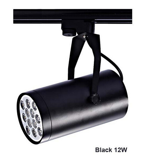resell item Track light 3w Spotlight LED lighting fixture AC90~260V LED lamp Free Shipping With Tracking No.(China (Mainland))