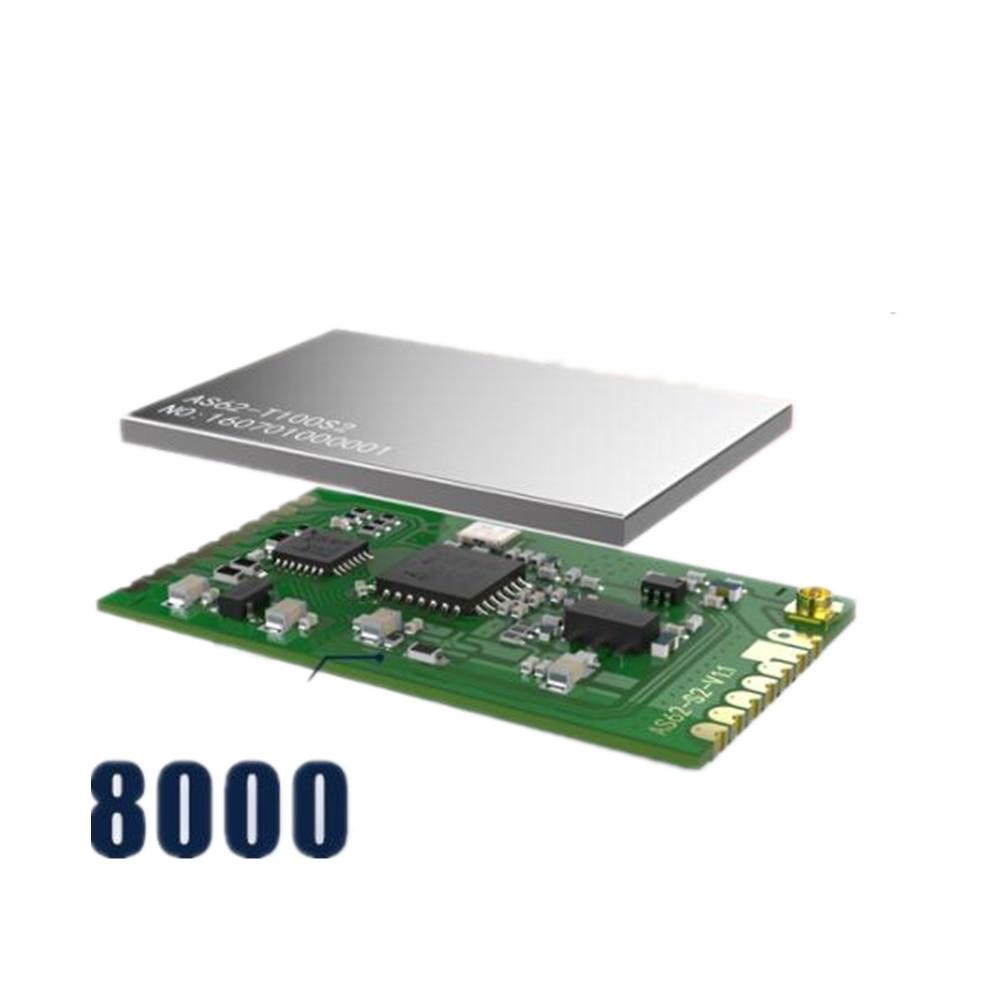 SX1278 Wireless Module | wholesale 433MHZ Wireless Serial Port | LORA Spread Spectrum 8000m | Serial Port IPEX<br>