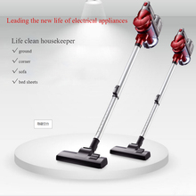 220V Household Vacuum Cleaner Powerful Floor Vacuum Cleaner Handheld Strong Vacuum Cleaner AXS-827(China)