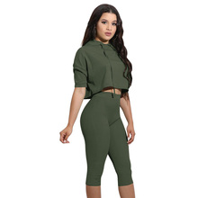 Buy 2018 Casual 2 pieces hoodies sets Outfits green Long Sleeve Crop Top+Pants Hooded 2 Piece Bodycon Tracksuit suit Women Clothing for $13.02 in AliExpress store