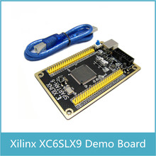 Best Price Xilinx FPGA Development Board Xilinx Spartan-6 XC6SLX9 Spartan6 Circuit Board Demo Board