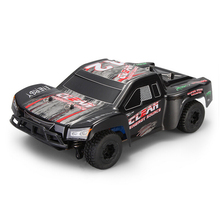 WLtoys A232 1/24 2.4G Electric Brushed 4WD RTR RC Car Short Truck