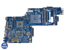 New H000038410 Motherboard for Toshiba Satellite C850 C855 L850 L855 Laptop mainboard HM76 with HD7610M