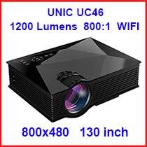 25 UNIC UC46 Projector wifi