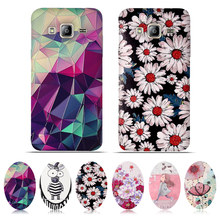 For Samsung Galaxy J3 2015/2016 Case J300F J310F J320F Cover Soft TPU Silicone Fundas Coque For Samsung J3 2015/2016 Phone Cases