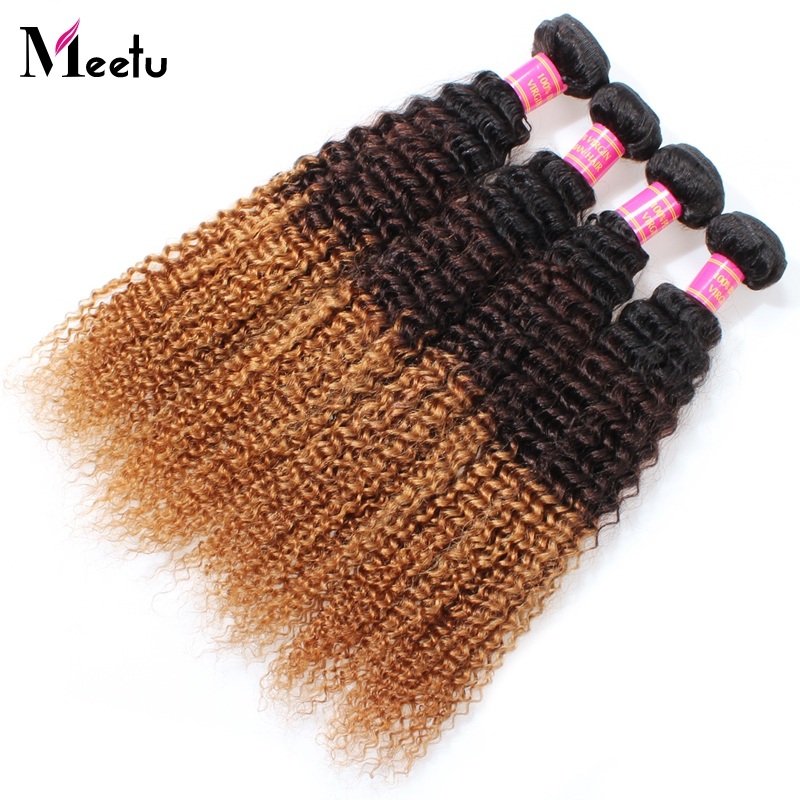 Brazilian Kinky Curly Virgin Hair 4 Bundles Unprocessed Human Hair Weave Ombre Hair Exrensions Brazilian Virgin Hair Kinky Curly<br><br>Aliexpress
