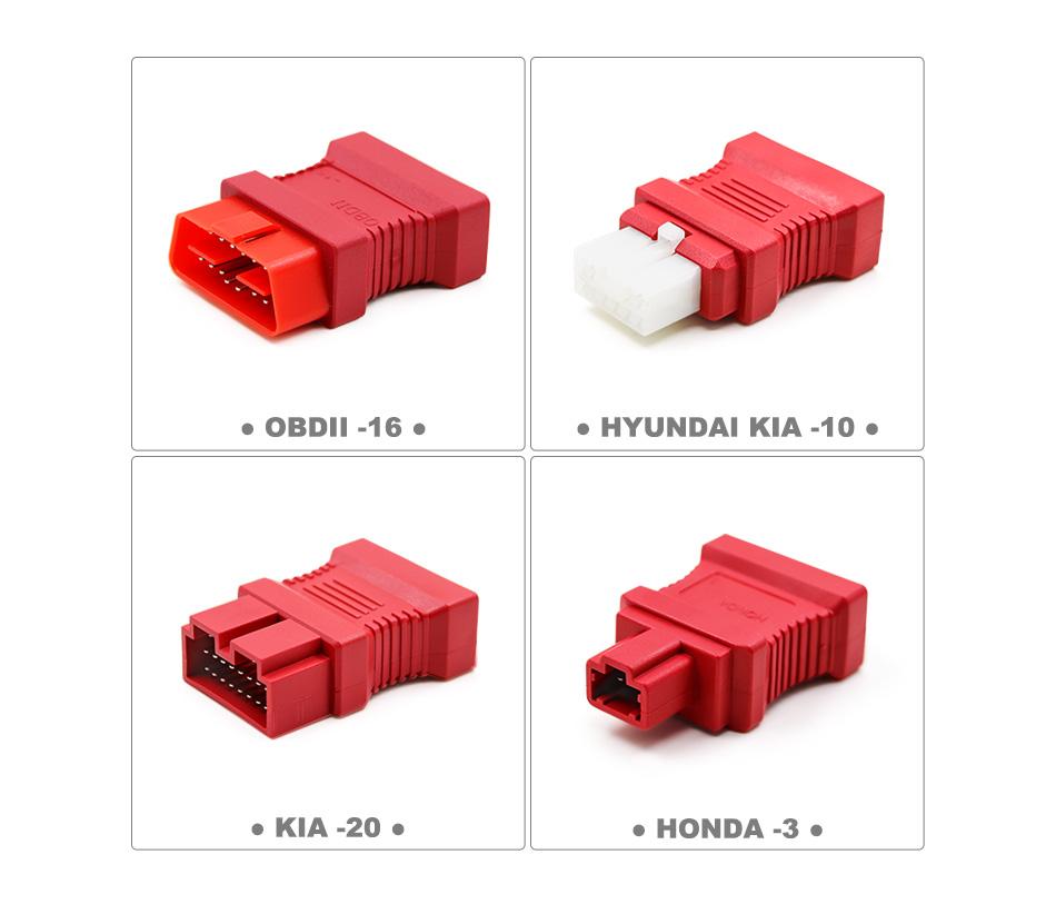 OBDSTAR X100 PROS C+D+E model SK43-K (4)