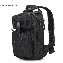 FREE SOLDIER outdoor camping&hiking backpack tactical bag Daily causal light men's backpack()