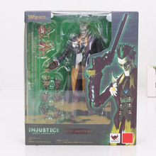 16cm Hero Justice League Figure SHFiguarts INJUSTICE ver. Joker PVC Action Figure Collectible Model Toy(China)