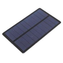 Mini Solar Panel Module DIY 5V 1.3W for Cell Charger Toy Durable #81038