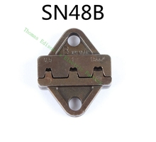 MINI EUROPE STYLE  Die Sets for SN SN48B CRIMPING PLIER series hand crimping tool and for SN-48B crimping tool 0.5-1.5mm2 jaws
