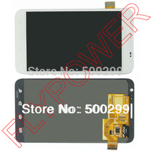 For Samsung Galaxy Note 1 i717 lcd screen with touch screen digitizer assembly by free shipping; White color; 100% new(China)