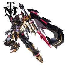Daban Mobile Seed MB 1/100 MBF-P01 MG Gundam Astray Gold Frame Amatsu model kids assembled Robot Anime action figure Collect toy