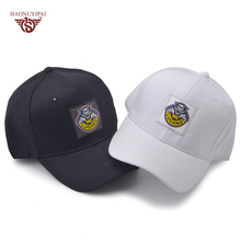 2017 New Arrival Casual Men Women Caps Patch Baseball Hats Factory Custom Print Cap For Unisex Adult Adjustable Casual Hat BQ013(China)