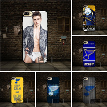 print Diy St Louis Blues cell phone Case Cover For Samsung Galaxy S2 S3 S4 S5 Mini S6 S7 S8 Edge Plus A3 A5 A7 Note 3