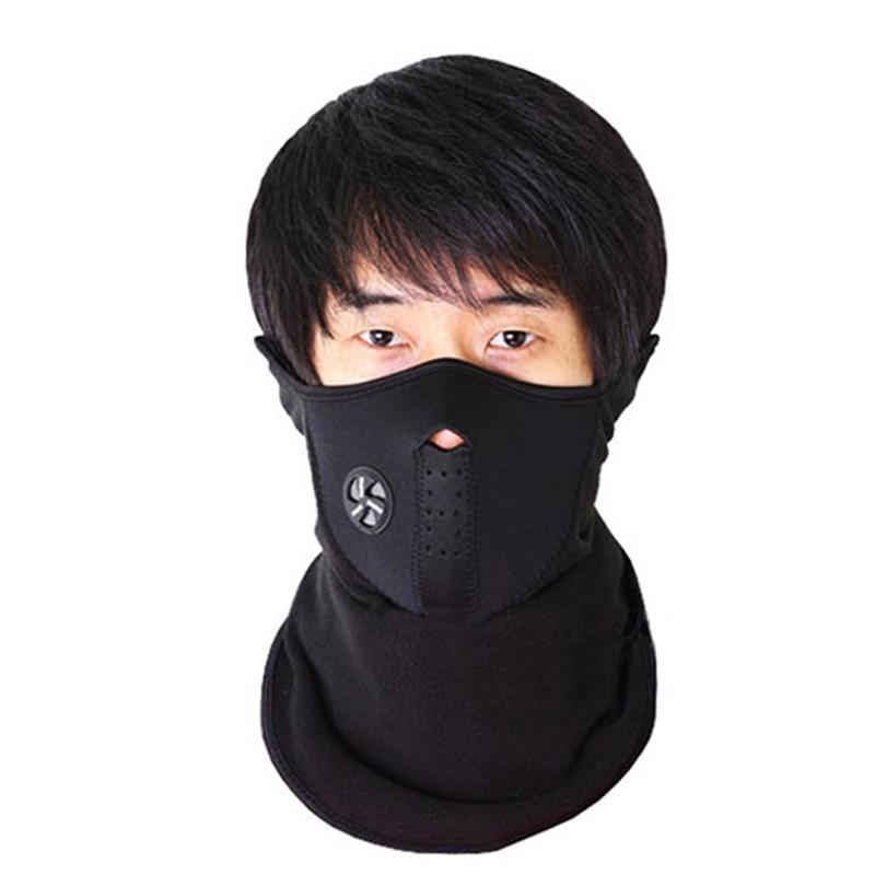 Motorcycle Face Mask Neoprene Neck Warm Helmet Half Winter Veil For Sports Bike Bicycle Ski Snowboard capacete casque moto red<br><br>Aliexpress