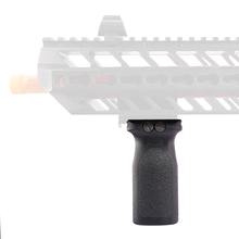 Jinming Modified Part MOE Vertical Grip For Nerf - Black(China)