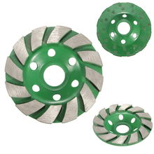 100mm Diamond Grinding Wheel Disc Bowl Shape Grinding Cup Concrete Granite Stone Ceramics Tools(China)