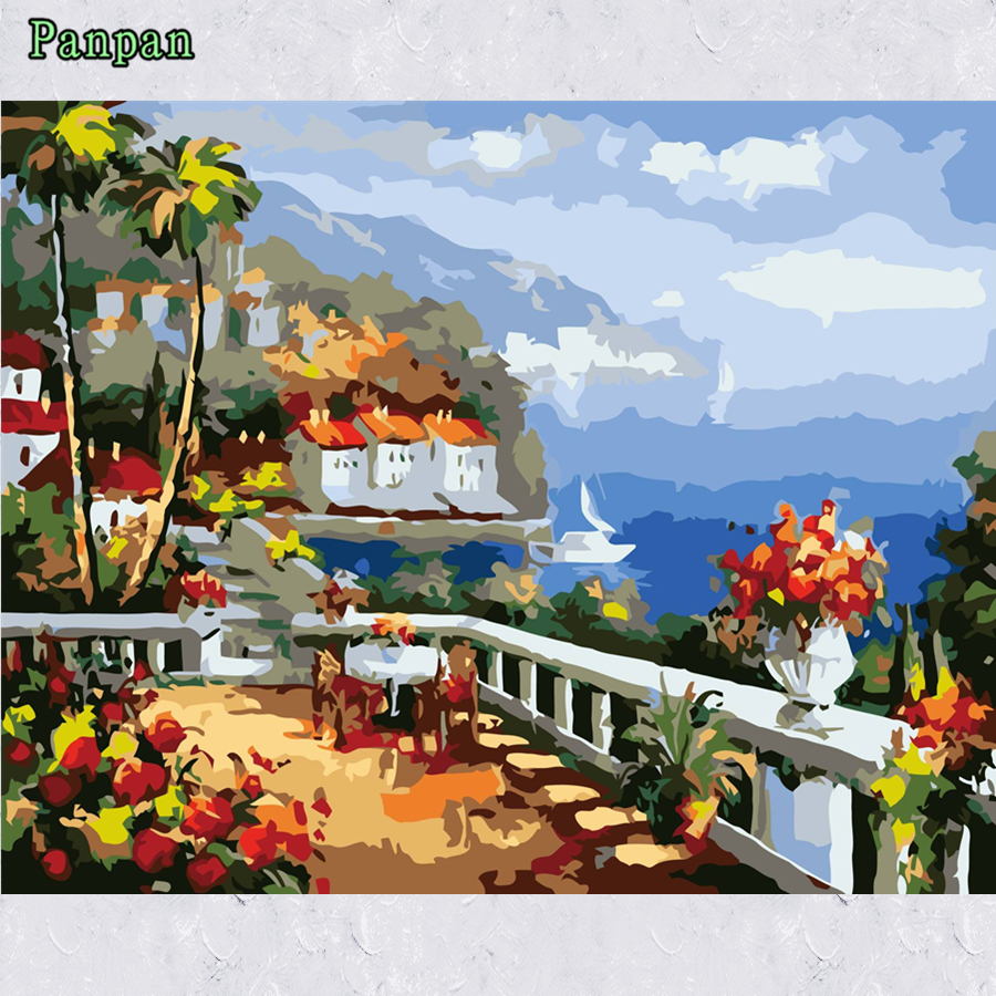 Buy paint by numbers wall murals and get free shipping on AliExpresscom
