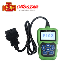 OBDSTAR F102 for Nissan/Infiniti Auto key programmer Automatic Pin Code Reader with Immobiliser and Odometer Correction tool