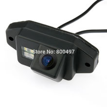 Hot Selling Car Rear View Reverse Camera Parking Backup HD Parking Assistance Camera Waterproof IP67 for Toyota Prado 2700 4000