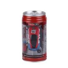 OCDAY RC Toys Car Coke Can Mini Speed RC Radio Remote Control Micro Racing Car Toy Gift New arrival(China)