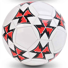SIZE 5 Football Adult Teenage Competition Soccer Training Kick Pvc Football