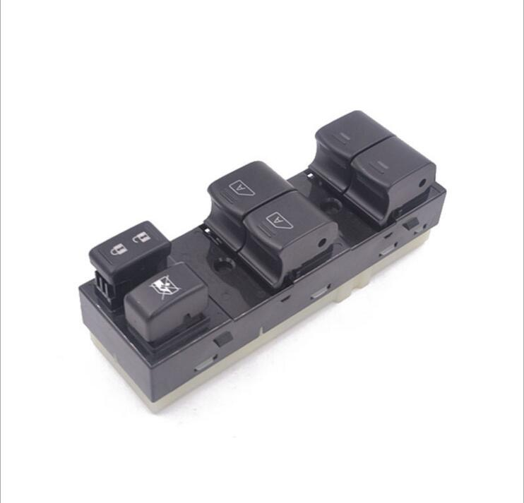 Power Window Master Switch For 2007-2012 Altima 25401-ZN50C<br>