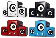 Rushed Ofnote Speaker YD-UP USB Portable Mini Speaker Multimedia Music Small Stereo Subwoofer Loudspeakers For Computer Phone PC