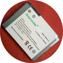 Freeshipping Retail battery D-X1 for blackberry Curve 8900,8930,Storm 2 9520,9550,9500,9530, bold 9650,tour 9630(China)