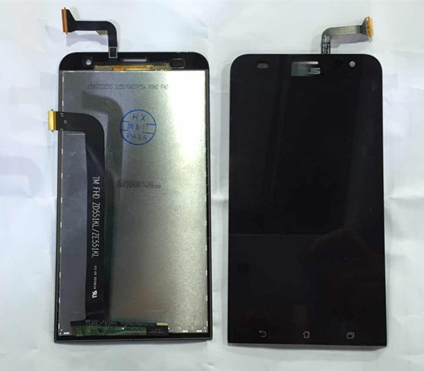 Tested LCD Screen display+touch panel Digitizer For 5.5 Asus ZenFone 2 Laser ZE551KL Z00TD free shipping<br><br>Aliexpress