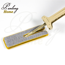 PanlongHome Double Sided Flat Magic Mop Cleaning Self-Wringing Clean Fabric Mop Sweepers Floor Cleaner(China)
